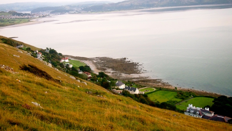 Edge of the great orme