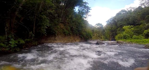 water raft