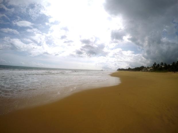 Hikkaduwa Beach